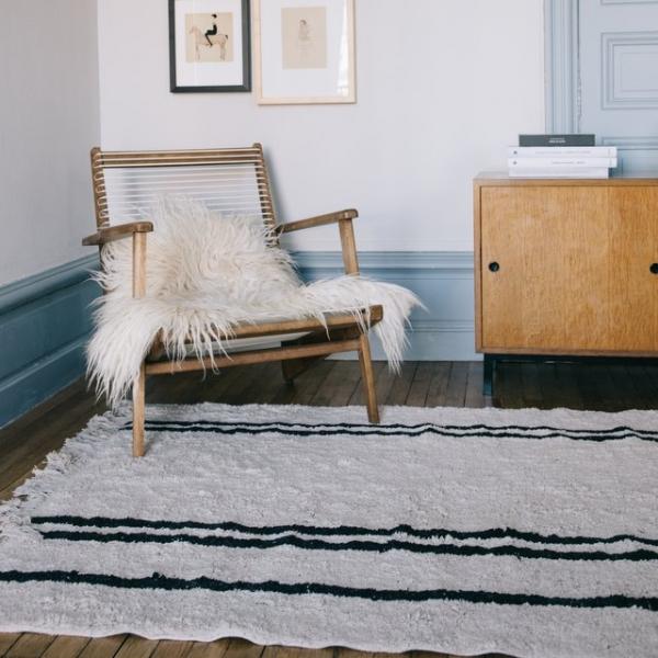 tapis berbere rise and shine. Black Bedroom Furniture Sets. Home Design Ideas