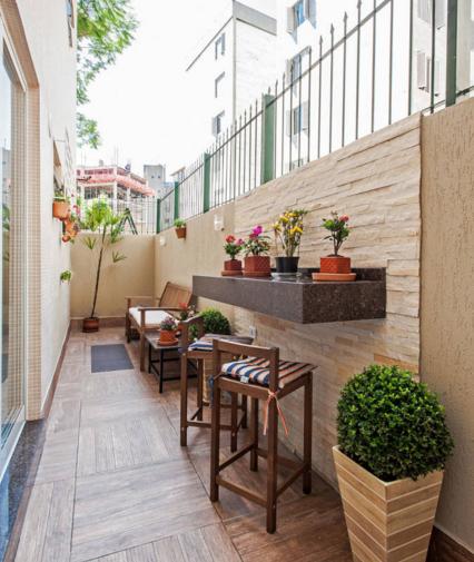 Ultra 7 idées pour aménager une petite terrasse – Rise And Shine QL-64